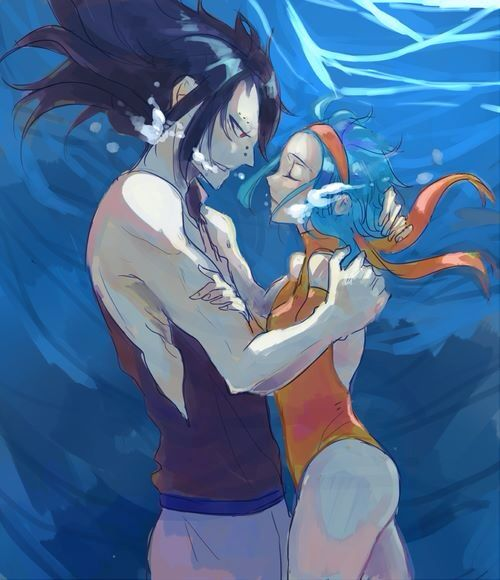 fairy tail gajeel related - photo #43
