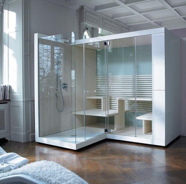 Badkamer Ventilatie Box ~ In Home Sauna  My (Zuri) Home  Pinterest