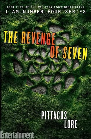 The Revenge of Seven (Loren Legacies #5) by Pittacus Lore