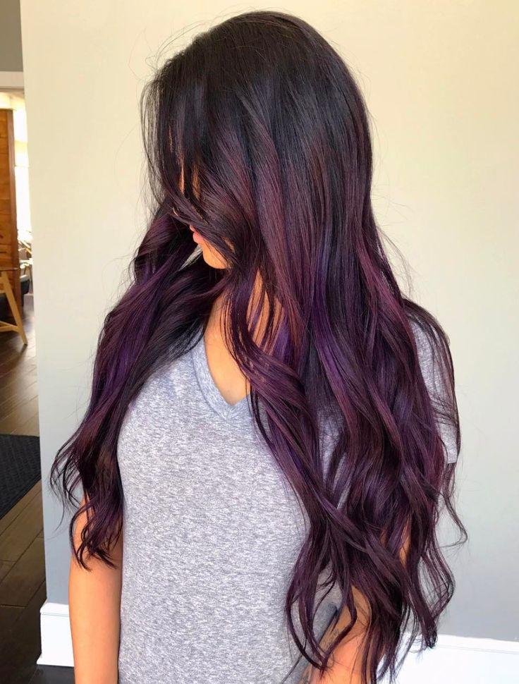 Hair Color Envy – 20 Fall Hair Color Ideas for Medium Long Hair