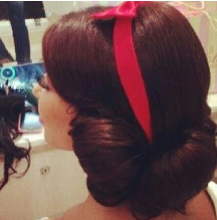 soft wave hairstyles : Go Back > Gallery For > Disney Snow White Hairstyle