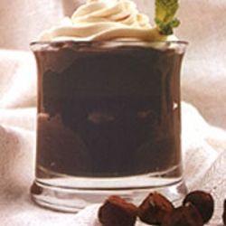 Decadent Hazelnut-Chocolate Pudding | Chocolate Wasted (Chocolate Des ...