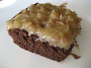 Garbanzo bean chocolate cake | healthy recipes | Pinterest