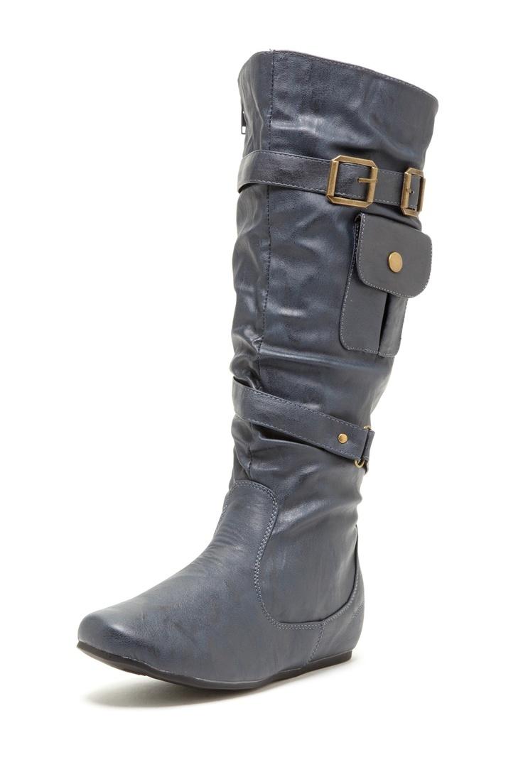 Carrini Tall Pocket Boot - HauteLook