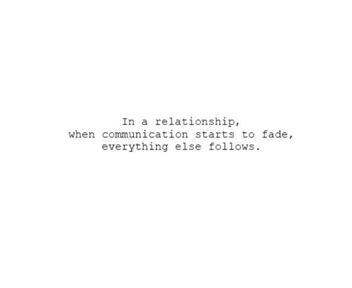 Quotes About Love Fading Tumblr : relationship breakdown. Words. Pinterest