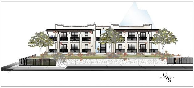 The Casa Blanca Lofts are a 17-unit condo project that will be constructed near the Pearl Brewery. The project's developer says that the area's growth encouraged him to invest in properties there.