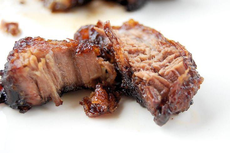 Balsamic Glazed Beef Short Ribs | Recipe