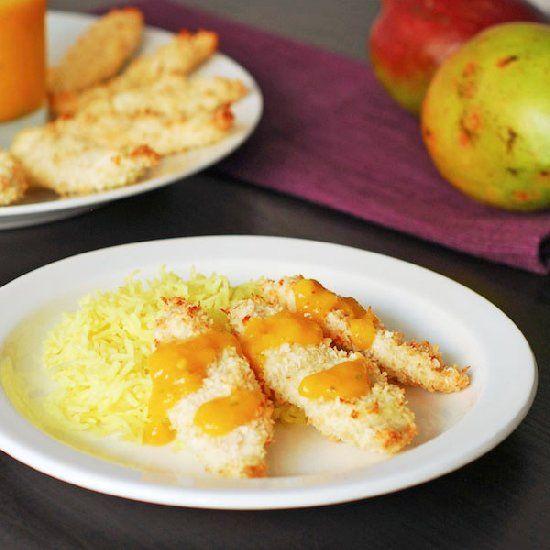 Spicy Mango And Coconut Chicken Recipes — Dishmaps