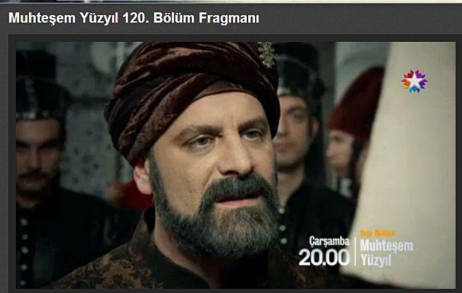 Yuzyil 120 bolum fragmani http www tvyo com video muhtesem yuzyil