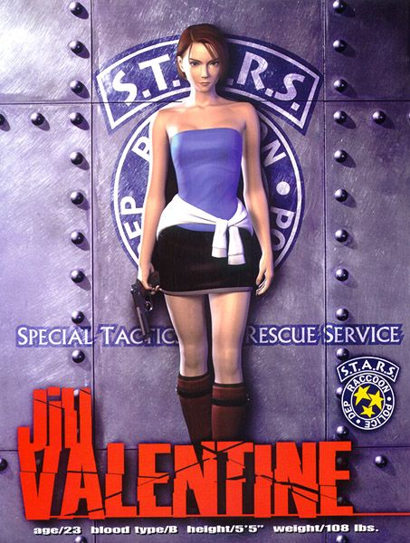 jill valentine nina williams