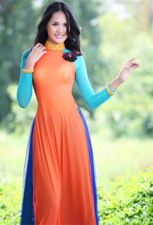 Amazing Dresses Pretty Dresses Trendy Fashion Women S Fashion Ao Dai Asian