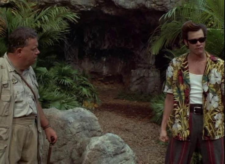 Ace Ventura: When Nature Calls | Jim Carrey | Pinterest