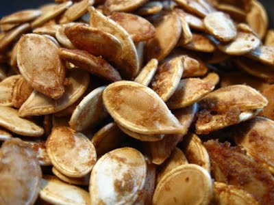 toasted pumpkin seeds | Recipes to Try | Pinterest