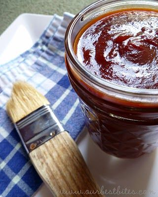 Kansas City BBQ Sauce | Food & Drink For My Inner Fatty | Pinterest