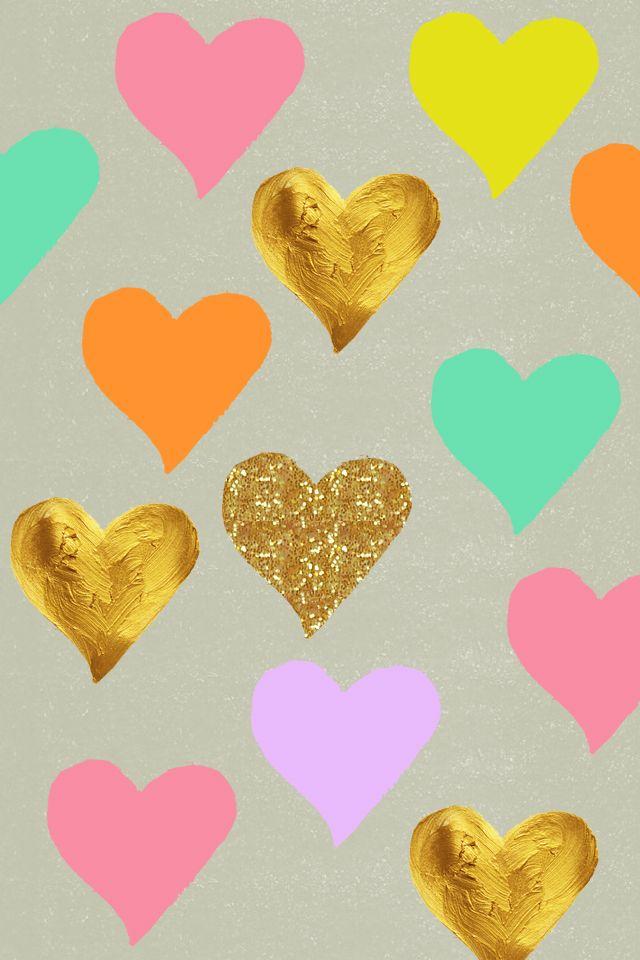 DIY Inspiration - Heart Painting