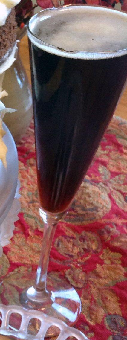 Black Velvet Cocktail - JSOnline