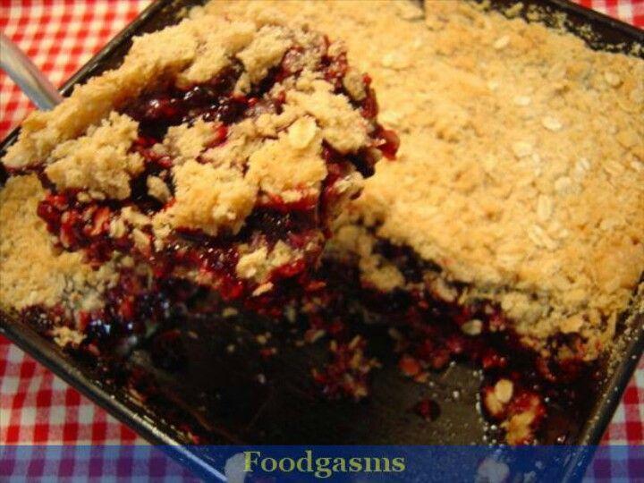 Raspberry cobbler | treats n sweets | Pinterest