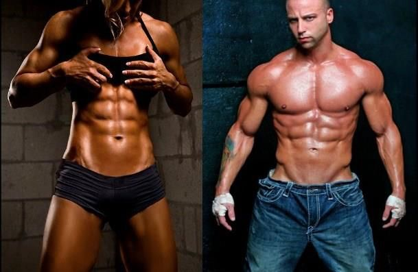 Great builds | Fitness and Body Building | Pinterest