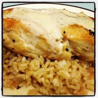 Chicken with Mustard Cream Sauce | Khaos in the Kitchen | Pinterest