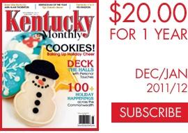 Kentucky Monthly Magazine