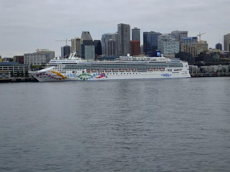 Seattle Cruise Ship   Fitbudha.com