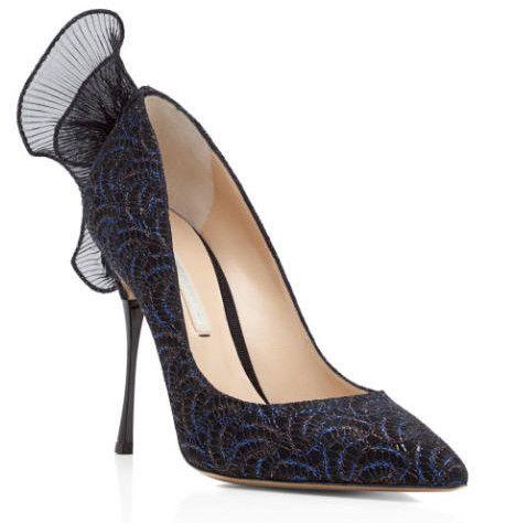 fall designer shoes | Nicholas Kirkwood Shoes Fall-Winter 2013