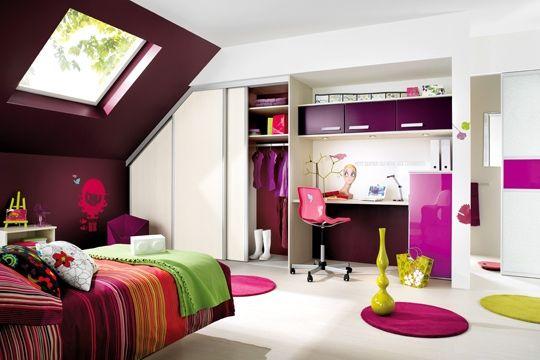 Nice Attic Bedroom For Teenager Girl Kierstin And Payton