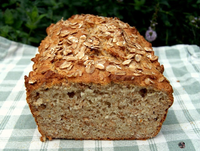 Whole Wheat Oatmeal Quick Bread | Bread | Pinterest