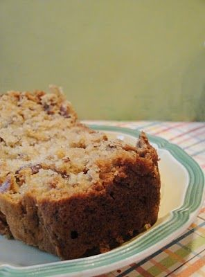 Squirrels-n-Sweets: Roast Banana-Pumpkin Breakfast Bread