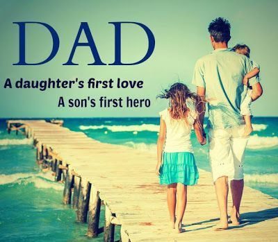 30 Famous Father Daughter Quotes Dad a daughter's first