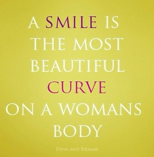 Smile don't frown   Words of encouragement......   Pinterest