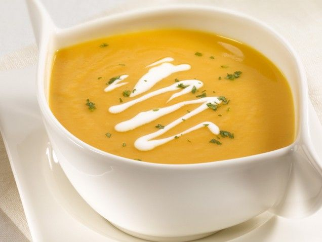 Carrot and Orange Soup | Recipe