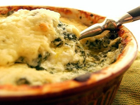 Killer Spinach Dip
