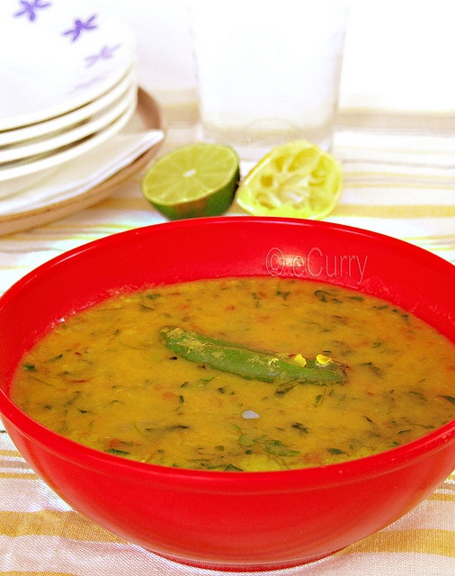 Methi Dal (Lentil Soup with... Like and share! Thank you! :) Please ...