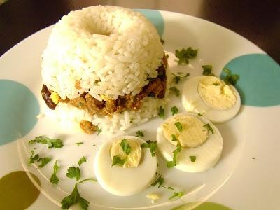 ARROZ TAPADO | Peruvian Food - Cocina Peruana | Pinterest