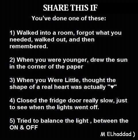 I've done all five! lol