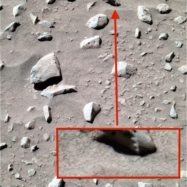 alien artifacts on mars - photo #4