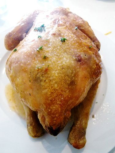 Thomas Keller's Favourite Simple Roast Chicken | Diary of a Pampered ...