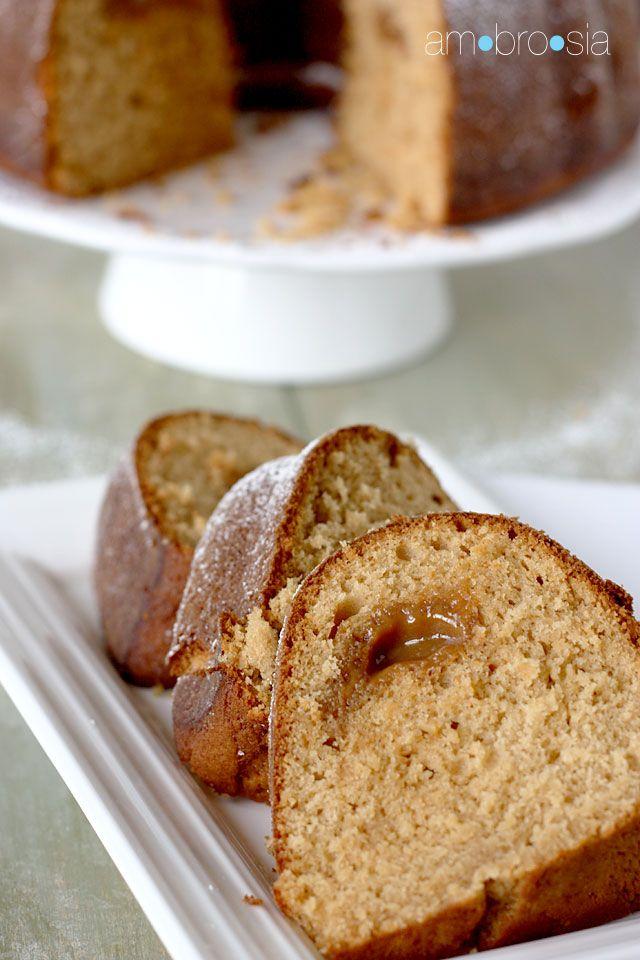 ambrosia: Dulce de Leche Bundt Cake | Cakes | Pinterest