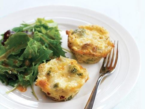 Mini Broccoli & Cheese Frittatas #LoveSobeys!! YUMMMMM-OO!!