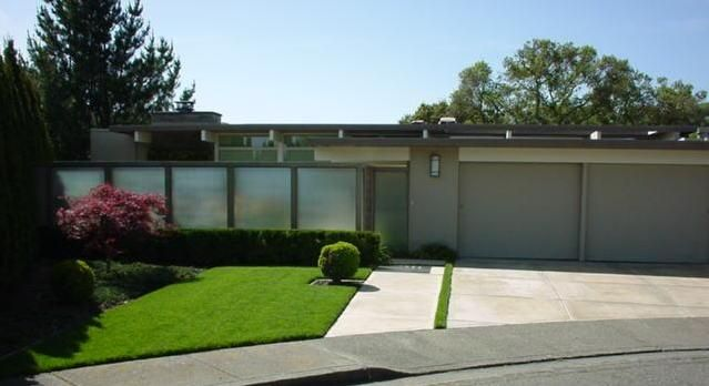 Eichler House 1950 Welcome Home Pinterest