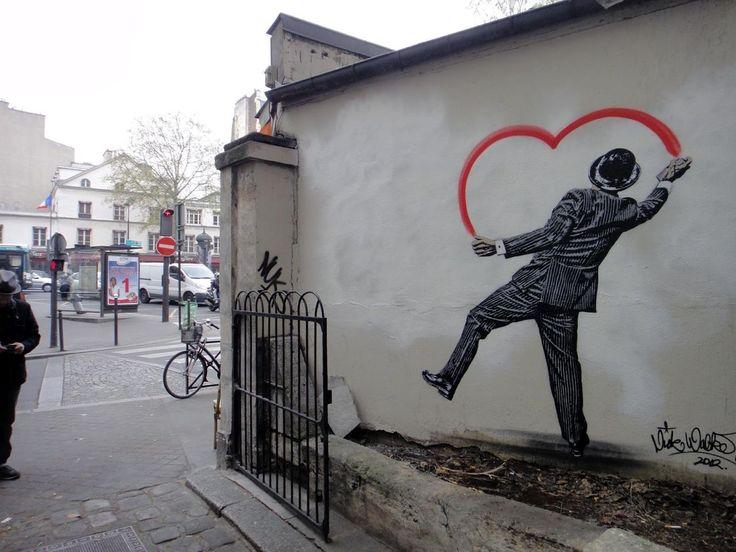 Streets: Nick Walker (Paris)