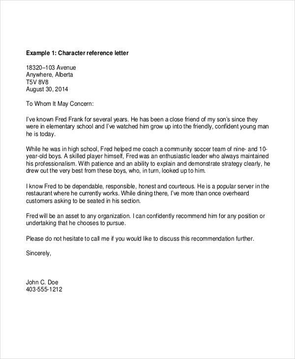 lr reference letter letter resume