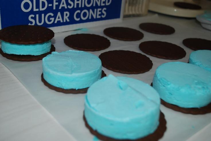 Blue Moon Ice Cream Cake Recipe