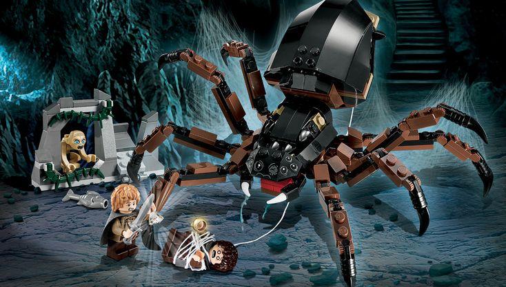 Lord of Rings Legos