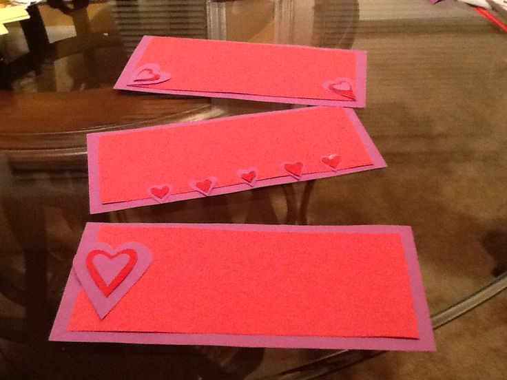 valentine's day envelopes diy