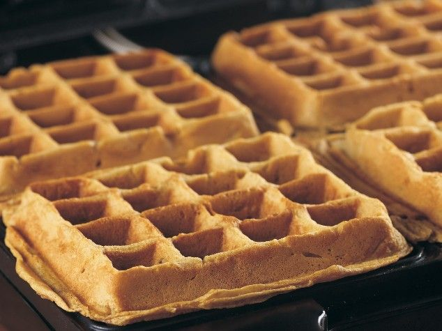 Gingerbread Waffles - iVillage