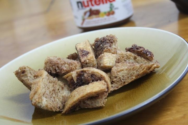 """Nutella"""" Pudding Recipe — Dishmaps"""