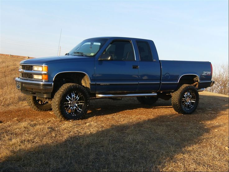 1998 Gmc Sierra 1500 Blue 200 Interior And Exterior Images