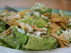 Caesar Pepita Salad | Food for the Holidays | Pinterest